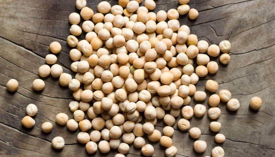 Sukeko thulo kerau, dried big peas