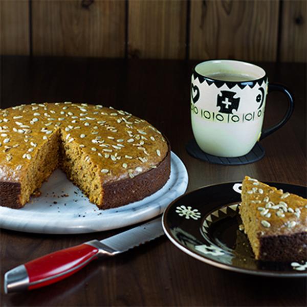 Goondpak cake