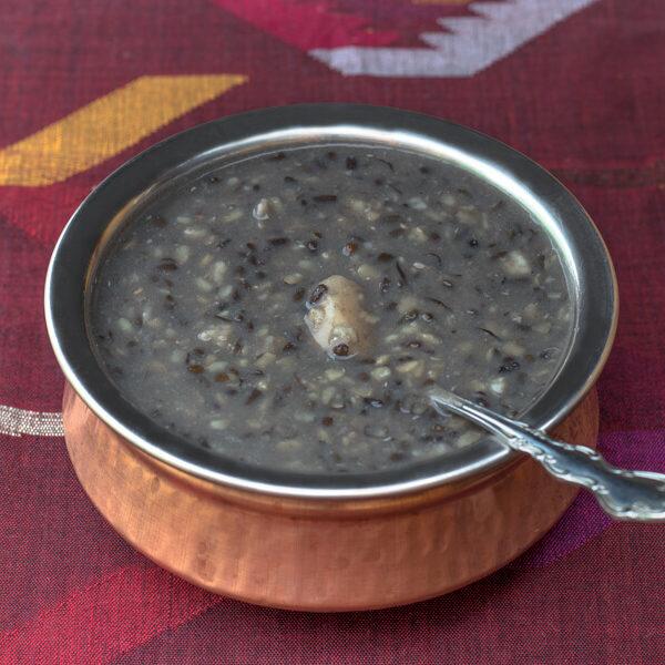 Mas ko dal, urad lentil soup