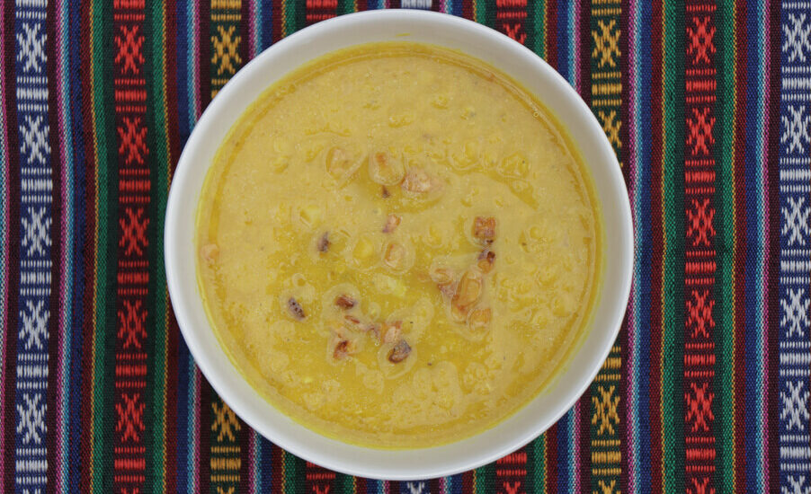 Musoor daal recipe, red lentil soup