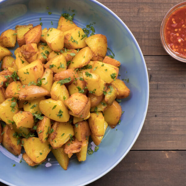 Bhuteko alu, Nepali home fries